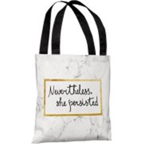 c3b3ab13e One Bella Casa 82991TT18P 18 in. Nevertheless She Persisted ...