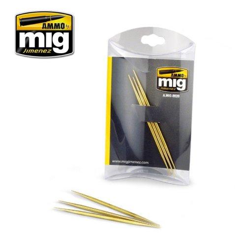 Ammo by Mig Brass Toothpicks