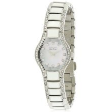 Citizen Eco Drive Normandie Crystal   Ladies Watch EW9870-81D