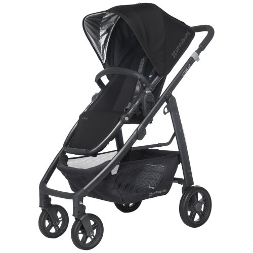 UPPAbaby Cruz Pushchair, Jake Black