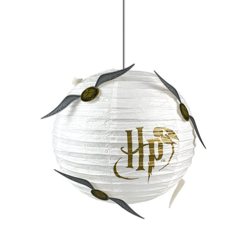 Harry Potter Golden Snitch Paper Light Shade