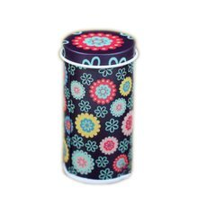 Set of 2 Tin Boxes, Pill Boxes-Shivering