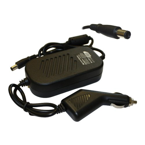 HP Envy 17-2110eo Compatible Laptop Power DC Adapter Car Charger