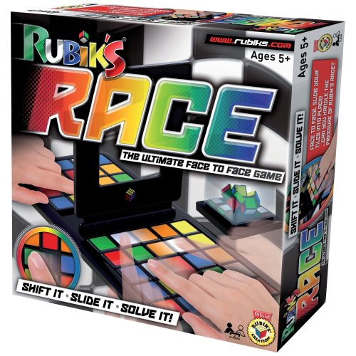 Rubik's Race Champion Competitive Game