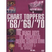 Ed Sullivan Presents - Chart Toppers 68/69/70 - Region 0 - Cert Exempt