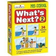 Cre0686 - Creative Pre-school - What's Next-ii