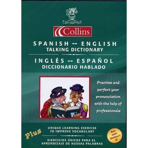 ARCMEDIA Spanish-English Talking Dictionary (Windows)