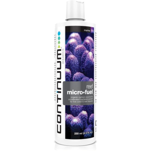 CONTINUUM MICRO FUEL FOR LIVE CORALS AND REEF AQUARIA