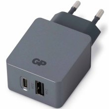 GP Two-Port USB Wall Charger WA51 2.4 A + 3 A 150GPWA51C1