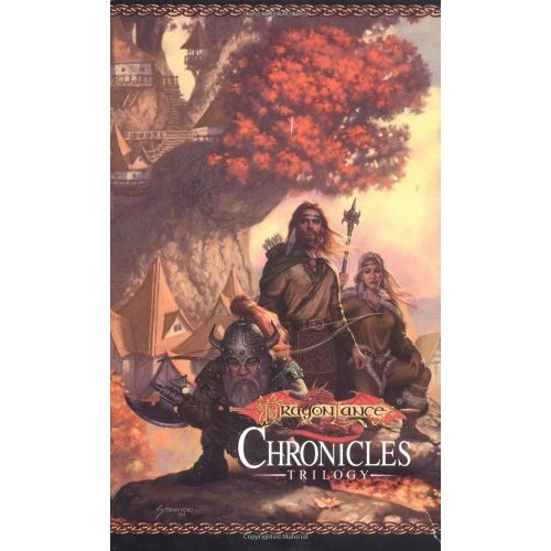 Chronicles Trilogy Gift Set: Three Volume Set: Dragons of Autumn Twilight/Dragons of Winter Night/Dragons of Spring Dawning