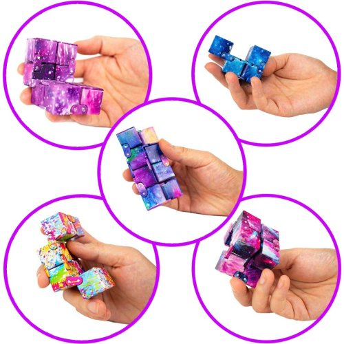 Infinity Hand Fidget Cube ADHD Stress Relief
