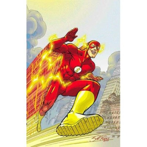 Flash: Book 3