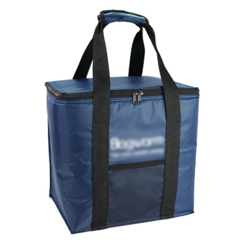 Outdoor Picnic Bag  Large Soft Cooler Insulated Picnic Lunch  Bag for Grocery, Camping, Car, #P