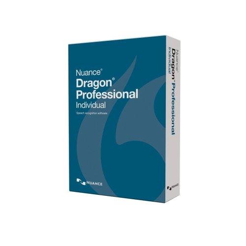 Nuance Dragon Naturallyspeaking Professional Individual 15 Upgrade 1user(s)