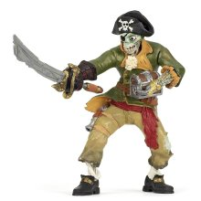 Zombie Pirate - Papo 39455 Figure Free Pirates -  pirate zombie papo 39455 figure free pirates