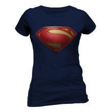 Large Women's Superman T-shirt