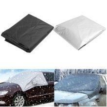 Car Wind Shield Snow Cover