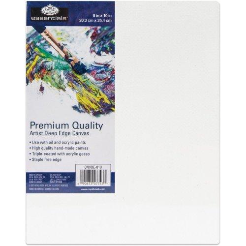 "essentials(TM) Premium Gallery Style Deep Edge Canvas-8""X10"""