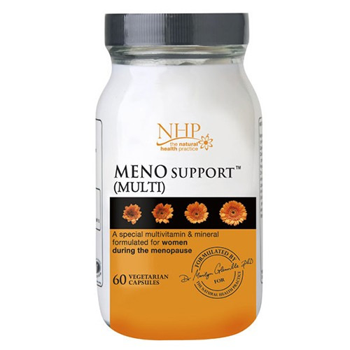 Natural Health Practice Meno Support (multi) 60 Capsules