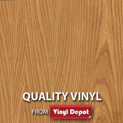 d-c-fix Sticky Decor Self-Adhesive Wood Vinyl Film Elm Japanese 900mm/m