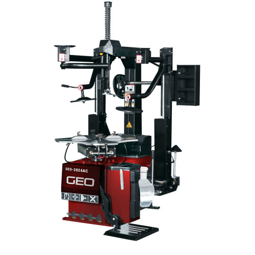 GEO Fully Auto Tyre Machine With Double Assister Arms