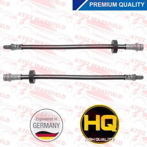 FOR FORD MONDEO MK3 REAR BRAKE FLEXI HOSE PIPES PAIR 00-07 (1444731) BRAND NEW