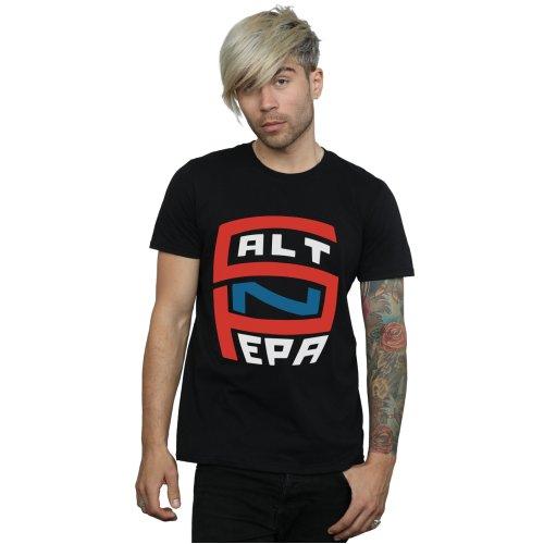 Salt N Pepa Men's Big Logo T-Shirt