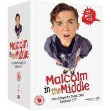 Malcolm In The Middle - The Complete Collection | Seasons 1-7 DVD Boxset