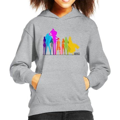 One Piece Team Luffy Kid's Hooded Sweatshirt
