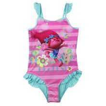 Trolls Swimsuit - Aqua