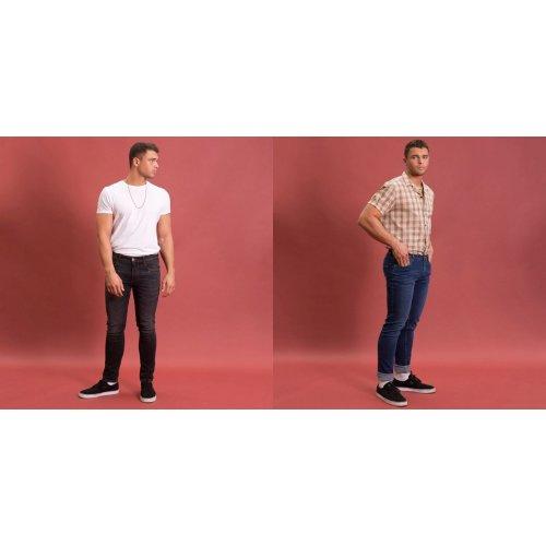 AWDis So Denim Mens Luke Fashion Jeans