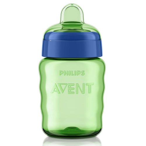 Philips Avent Easy Sip Spout Cup 9oz in Blue Scf553/15
