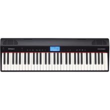 Roland Go:Piano 61 Key Digital Piano With Built In Speakers And Bluetooth