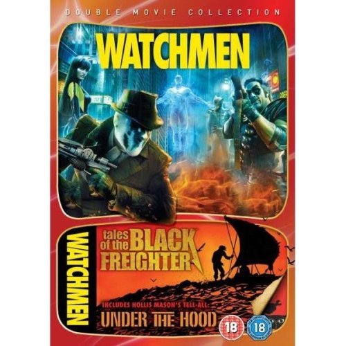 Watchmen / Tales of the Black Freighter