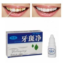 Teeth Whitening Liquid Instant Tooth Dental Bleaching Smoke Stain Remove 10ml