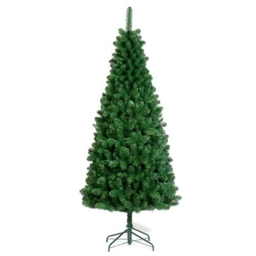 Tree Classics 1.8m (6ft) Green Slim Artificial Christmas Tree (72-497-970)