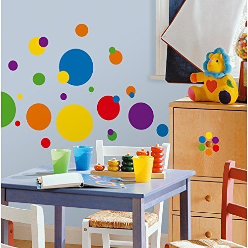 RoomMates RMK1248SCS Wall Decal Multi