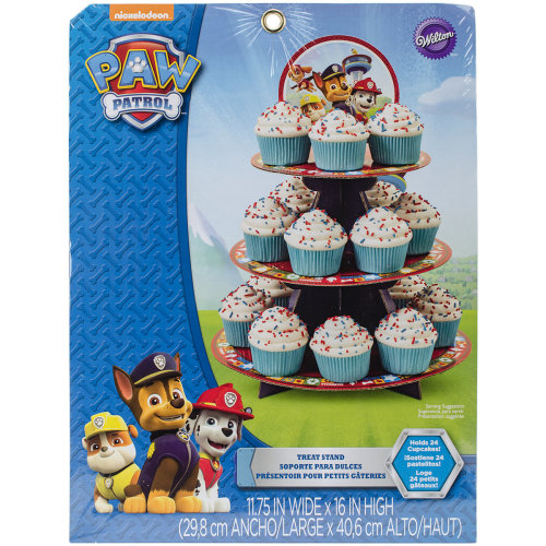 Treat Stand-Paw Patrol
