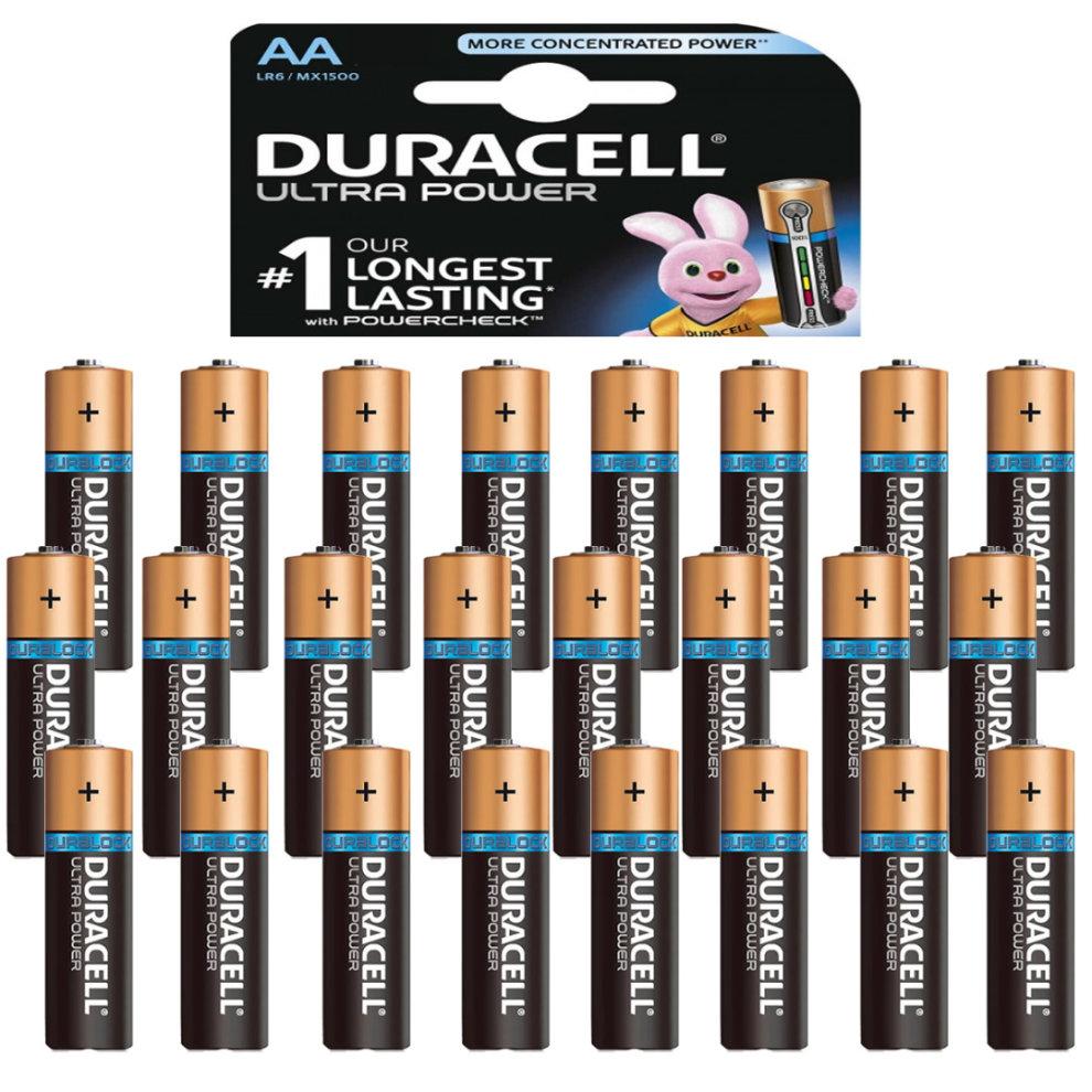 -batterie Alkali-mangan Plus Power Lr03 1.5v 24st. aaa Duracell Micro