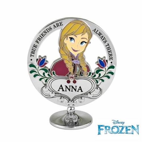Disney Frozen Anna Collectable Freestanding Ornament Gift