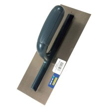 "11"" Plastering Trowel With Plastic Handle -  plastering trowel x plastic handle 434in bluespot tools 11in"