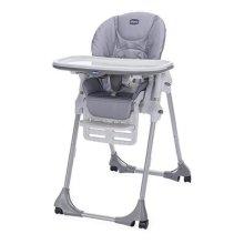 Chicco Polly Easy Highchair 4 Wheels, 22 g