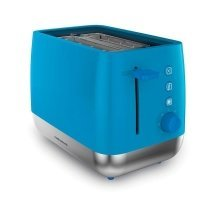 Morphy Richards Chroma 2 Slice Toaster With Browning control - Blue (221110)