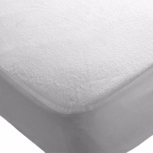 Space Saver Cot Waterproof Fitted Sheet 100 x 52 cm
