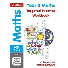 Year 3 Maths Targeted Practice Workbook (Collins KS2 Revision and Practice)