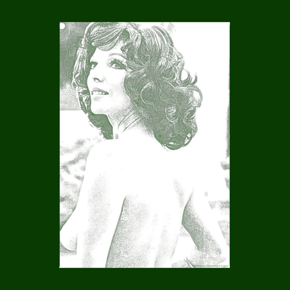 e52f79c99 Joan Collins Topless Vintage Photo Shoot Men's Vest on OnBuy