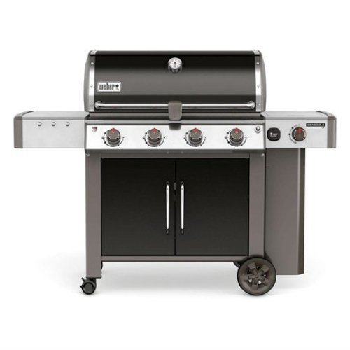 Weber Genesis II LX E-440 GBS - Black (62014174) Gas Barbecue