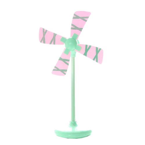 Creative Fans Mini Electric Fan Summer Fans for Home/Office/Dormitory, D