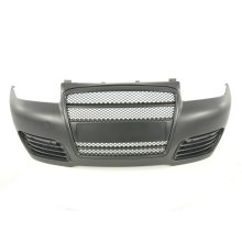 Sport Front Bumper 3x Front bumper Single Frame ABS VW Polo 6N Year 94-99