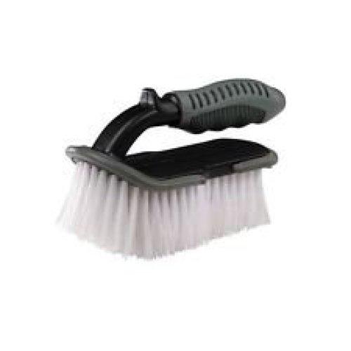 Silverline Soft Wash Brush 150mm - 741650 -  soft wash brush 150mm silverline 741650